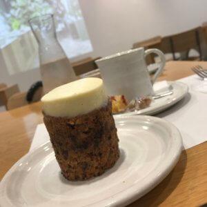 キャロット ケーキ 東京